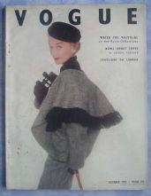 Vogue Magazine - 1951 - October